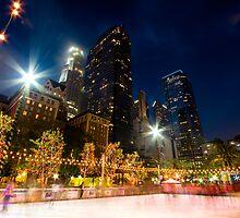 Los Angeles, California by daviddelgado