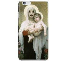 Divine and Child iPhone Case/Skin