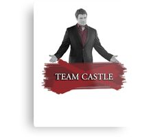 Team Castle Metal Print