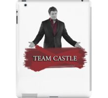 Team Castle iPad Case/Skin