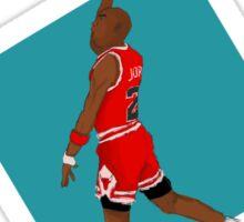 Jordan Dunk Sticker