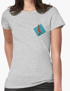 Jordan Dunk Womens Fitted T-Shirt