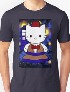 11th Doctor Who Kitty T-Shirt