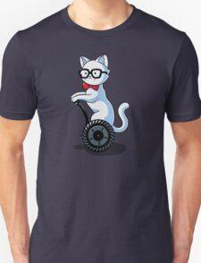 White and Nerdy T-Shirt