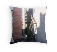 Rhiannon Campbell's 'Americano' Throw Pillow