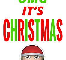 OMG It's Christmas by hartp