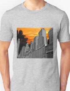 City of Paradise Palms Unisex T-Shirt