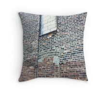 Rhiannon Campbell's 'Exit' Throw Pillow