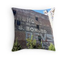 Rhiannon Campbell's 'High Line Warehouse' Throw Pillow