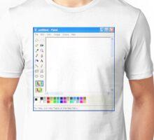 Classic paint design Unisex T-Shirt