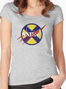 The Right Stuff, Bub! Women's Fitted Scoop T-Shirt