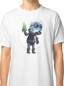 Mr Freeze heats things up Classic T-Shirt