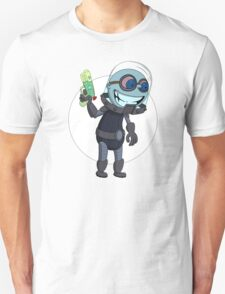 Mr Freeze heats things up T-Shirt