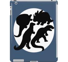 dino 4 black! iPad Case/Skin
