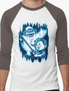 Planet of the Misfit Rebels Men's Baseball ¾ T-Shirt