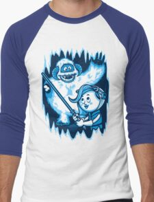 Planet of the Misfit Rebels Men's Baseball ¾ T-Shirt