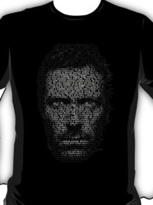 House MD made with text T-Shirt