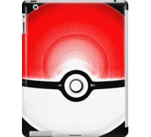The iPokeball iPad Case/Skin