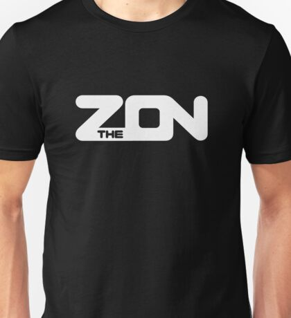 ZON classic (white ink) Unisex T-Shirt