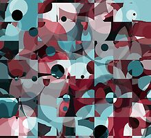 Circles Squared by SRowe Art
