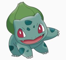 Bulbasaur Kids Clothes