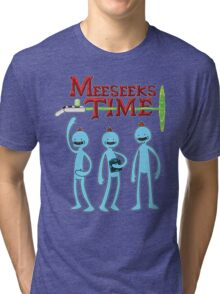 Meeseeks Time Tri-blend T-Shirt