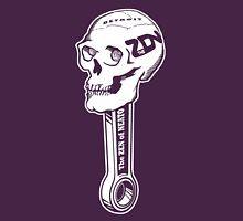ZON Skull (purple) Unisex T-Shirt