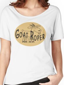 Goat Roper Women's Relaxed Fit T-Shirt