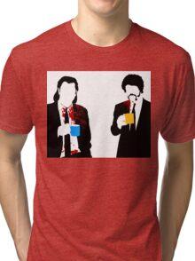Gourmet Coffee Tri-blend T-Shirt