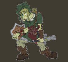 Ocarina Of The Undead by BodomChild666