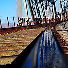 Mojave River Railroad Bridge by HeavenOnEarth