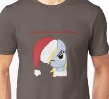 Have yourself a very Derpy christmas Unisex T-Shirt