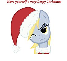 Have yourself a very Derpy christmas by Nicole Weir