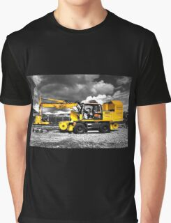 The Track Welder Graphic T-Shirt