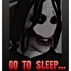 Jeff The Killer! by krazykez