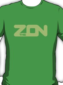 ZON classic (lime ink) T-Shirt