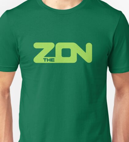 ZON classic (lime ink) Unisex T-Shirt