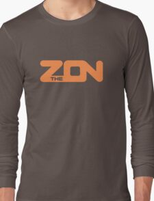 ZON classic (orange ink) Long Sleeve T-Shirt