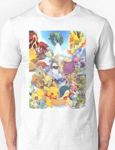 Pokemon Friends T-Shirt