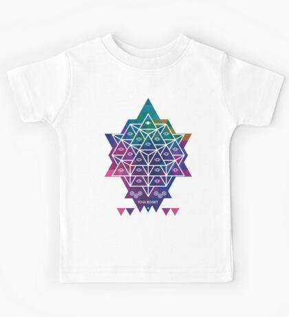 YOGA ROCKET Kids Tee