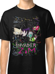 Invader Zim Group Classic T-Shirt