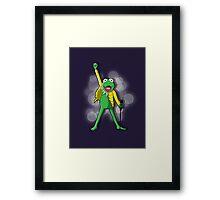 Kermit Mercury Framed Print
