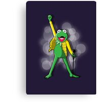 Kermit Mercury Canvas Print