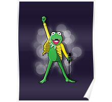 Kermit Mercury Poster