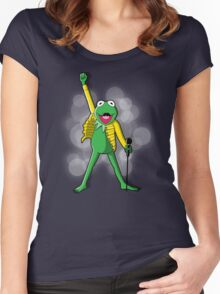 Kermit Mercury Women's Fitted Scoop T-Shirt