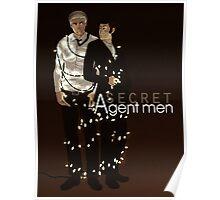 Secret Agent Men Poster
