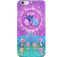 Nightmare Moon Defeated iPhone Case/Skin
