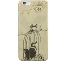 Miao iPhone Case/Skin