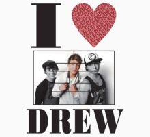 Emblem 3 I love Drew Chadwick of Emblem 3 by JamesChaffin