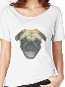 Pugsler Daisy Women's Relaxed Fit T-Shirt
